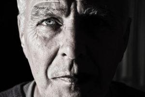 dementia alzheimers person