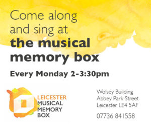 musical, memory, box, leicester