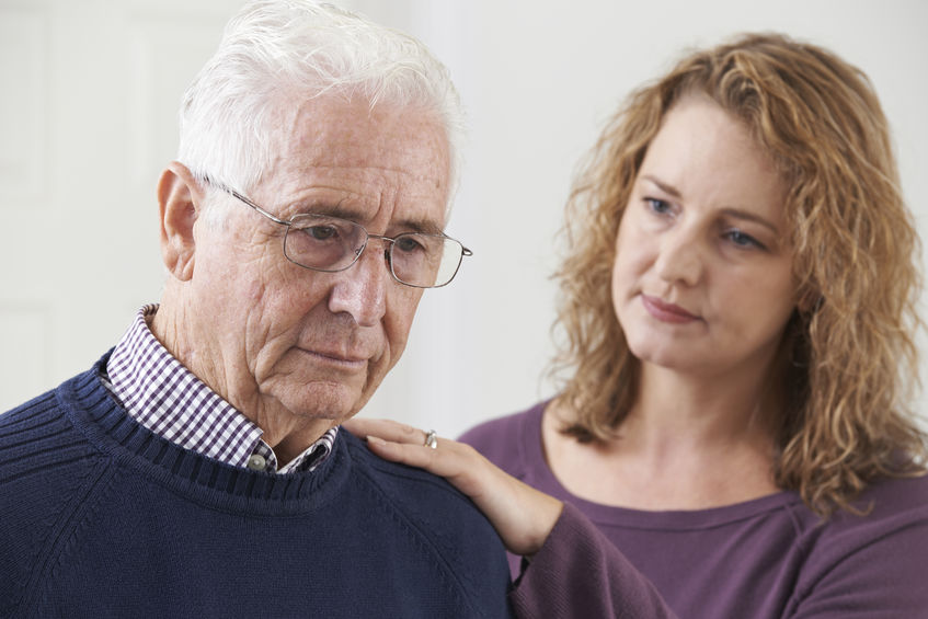 How to cope with aggression and violent behaviour in someone with dementia