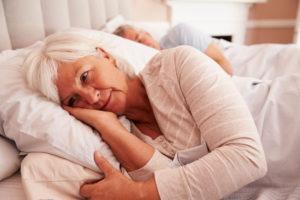 dementia sleep problems