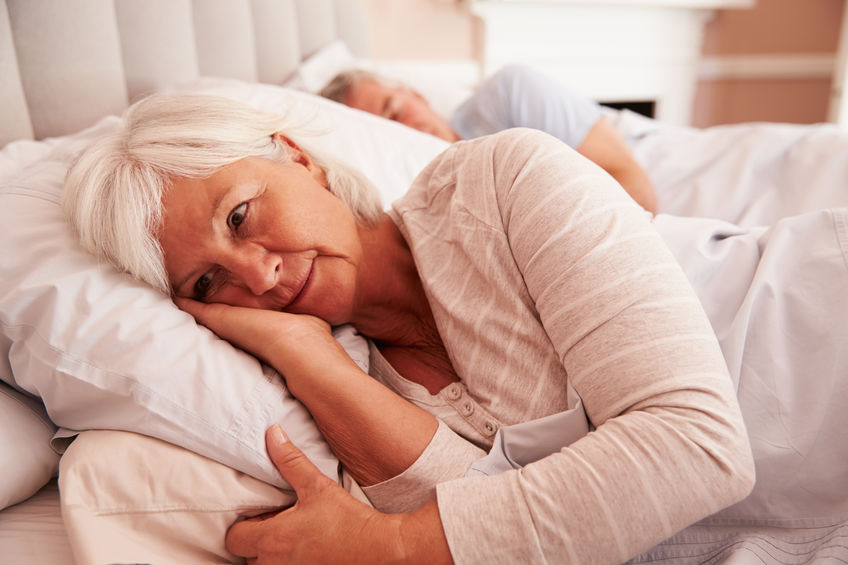 dementia sleep problems