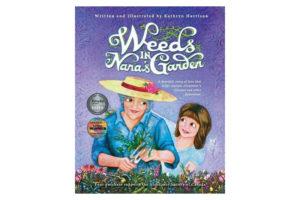 weeds in nanas garden