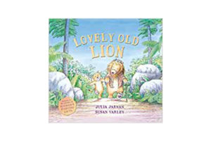Lovely OId Lion Book
