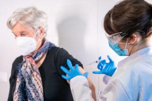 covid vaccine dementia
