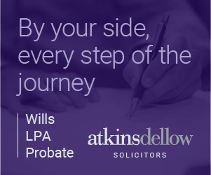 atkins dellow solicitors advert